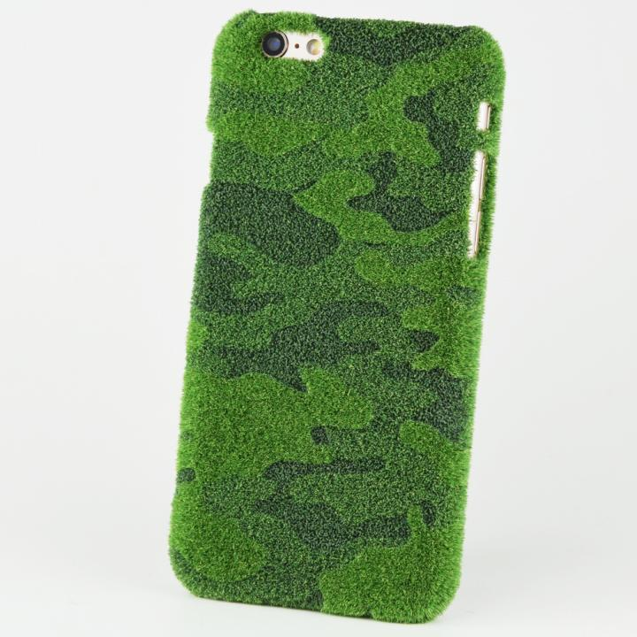 【iPhone6s/6ケース】ShibaCAL by Shibaful ダークカモフラージュ iPhone 6s/6ケース_0