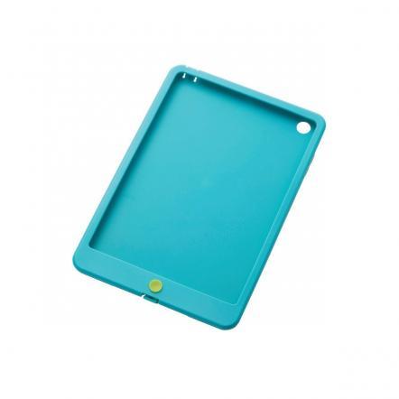 iスムースシリコンケース ブルー  iPad mini/2/3ケース