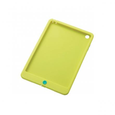 iスムースシリコンケース グリーン  iPad mini/2/3ケース