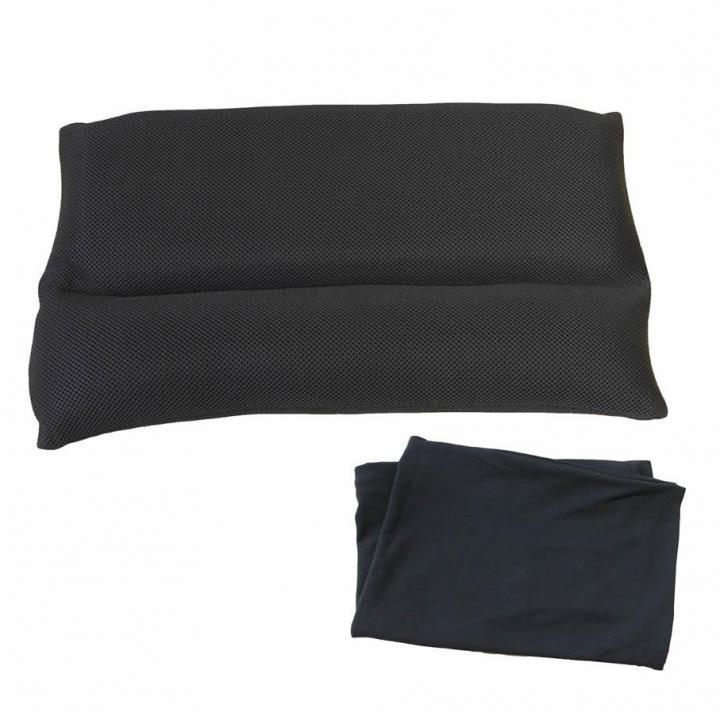 お父さんにあげたいネックフィット枕 専用カバー付き_0