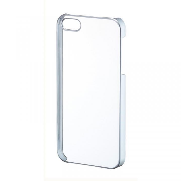 【iPhone SE/5s/5ケース】EDGEi エッジ シルバー ケース iPhone SE/5s/5_0