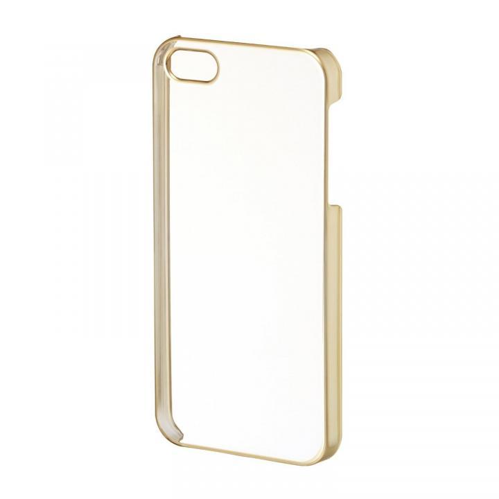 【iPhone SE/5s/5ケース】EDGEi エッジ ゴールド ケース iPhone SE/5s/5_0