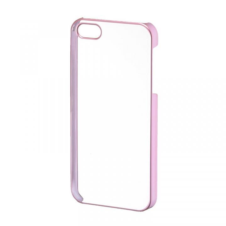 【iPhone SE/5s/5ケース】EDGEi エッジ ローズゴールド ケース iPhone SE/5s/5_0