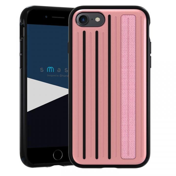 iPhone8/7 ケース Athand Trip 二重構造ハードケース ピンク iPhone 8/7_0