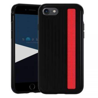 【iPhone7 ケース】Athand Trip 二重構造ハードケース ブラック iPhone 8/7