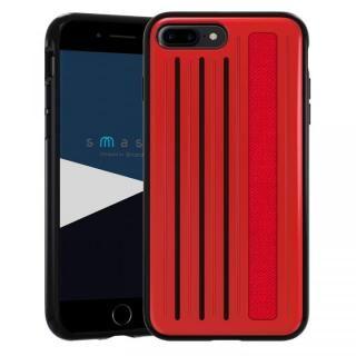Athand Trip 二重構造ハードケース レッド iPhone 8 Plus/7 Plus