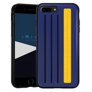 Athand Trip 二重構造ハードケース ブルー iPhone 8 Plus/7 Plus