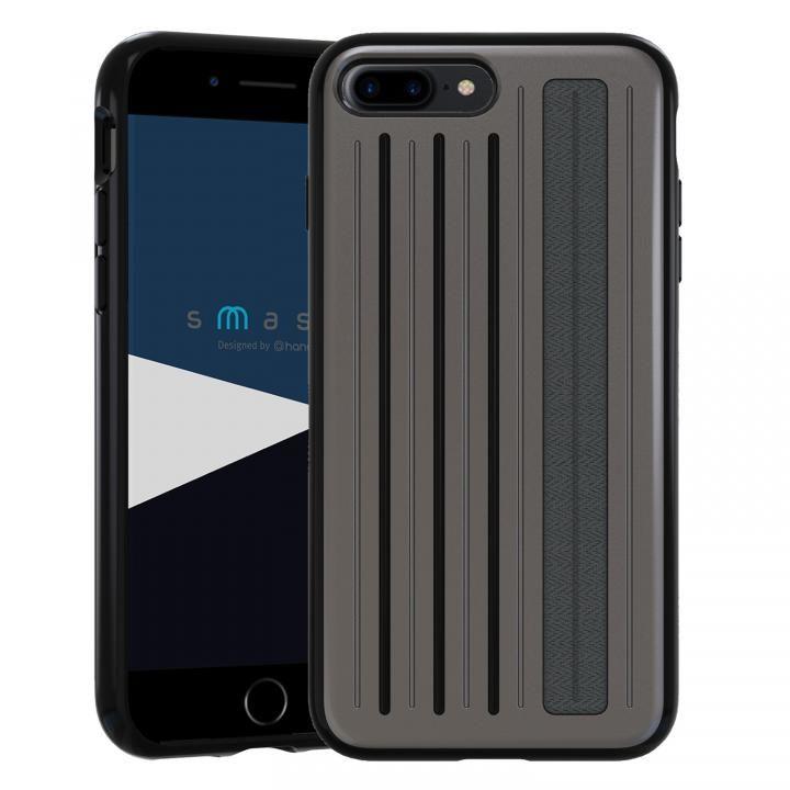 【iPhone8 Plus/7 Plusケース】Athand Trip 二重構造ハードケース グレイ iPhone 8 Plus/7 Plus_0