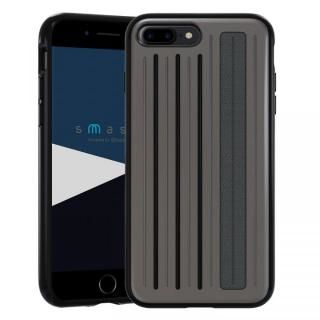 【iPhone8 Plus/7 Plusケース】Athand Trip 二重構造ハードケース グレイ iPhone 8 Plus/7 Plus