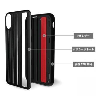 【iPhone Xケース】Athand Trip 二重構造ハードケース ネイビー iPhone X_4