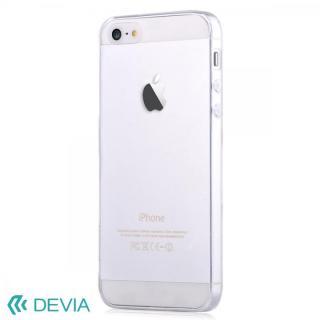 Smart ファッションカラークリアケース クリア iPhone SE/5s/5