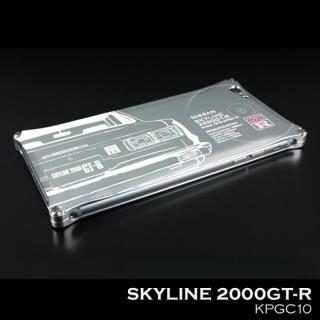 【iPhone6s/6ケース】「日産(NISSAN) GT-R × GILD design」 ジュラルミンケース ハコスカ iPhone 6s/6
