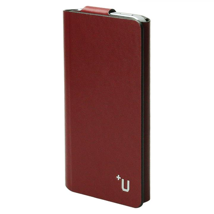 iPhone SE/5s/5 ケース James ワンシートレザー手帳型ケース ワインレッド iPhone SE/5s/5_0