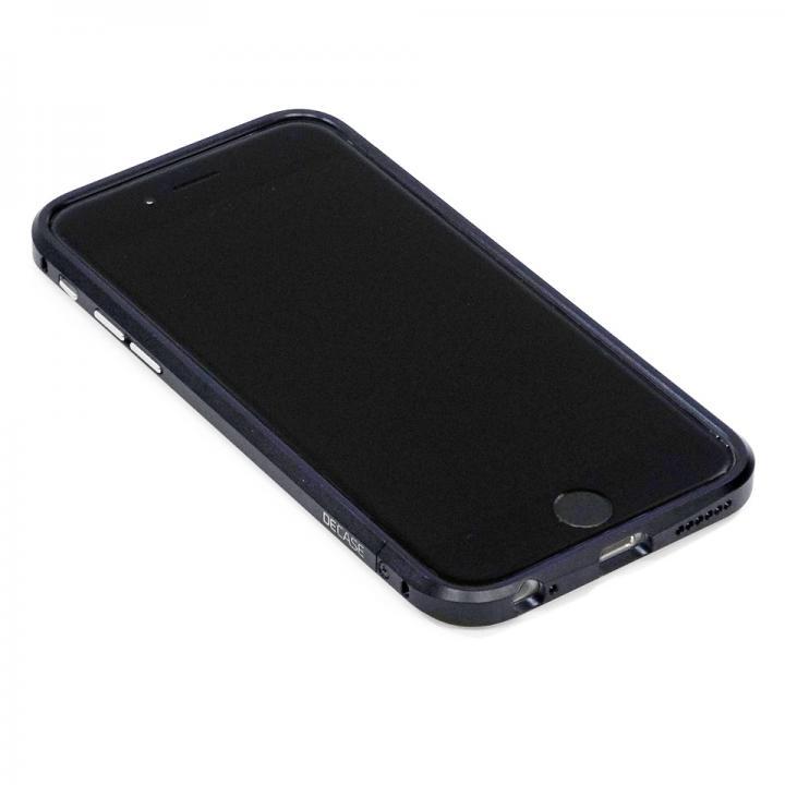 iPhone6s Plus/6 Plus ケース 高精度アルミニウムバンパー CROY DECASE ブラック iPhone 6Plus_0