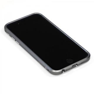 高精度アルミニウムバンパー CROY DECASE グレー iPhone 6