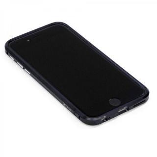 高精度アルミニウムバンパー CROY DECASE ブラック iPhone 6