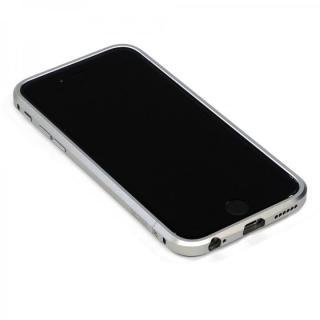 高精度アルミニウムバンパー CROY DECASE シルバー iPhone 6 Plus