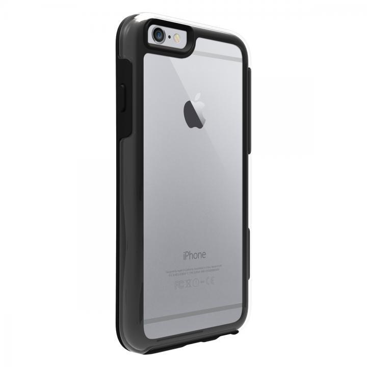 耐衝撃クリアケース OtterBox My Symmetry ブラック iPhone 6