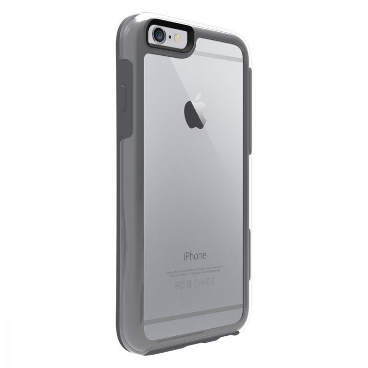 【iPhone6ケース】耐衝撃クリアケース OtterBox My Symmetry グレイ iPhone 6_0
