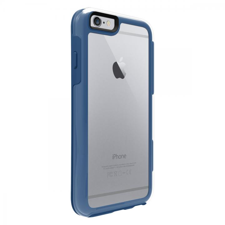 iPhone6 ケース 耐衝撃クリアケース OtterBox My Symmetry ブルー iPhone 6_0