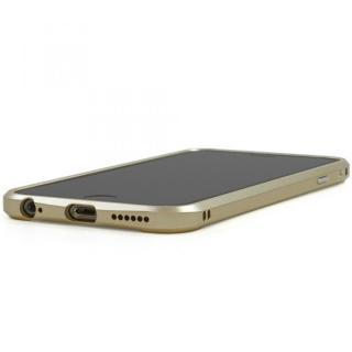 【iPhone6ケース】高精度アルミニウムバンパー CROY DECASE ゴールド iPhone 6_1