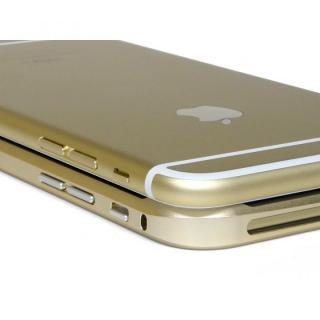 【iPhone6ケース】高精度アルミニウムバンパー CROY DECASE ゴールド iPhone 6_3