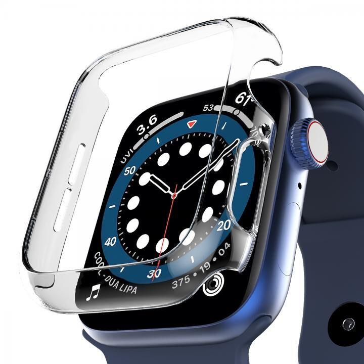 Apple Watch 44mm/42mm用 ハードクリアケース Nu:kin_0