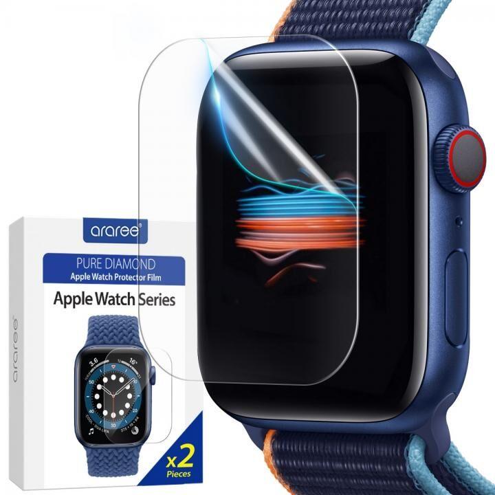 Apple Watch 44mm/42mm用 PURE DIAMOND 2枚入り_0