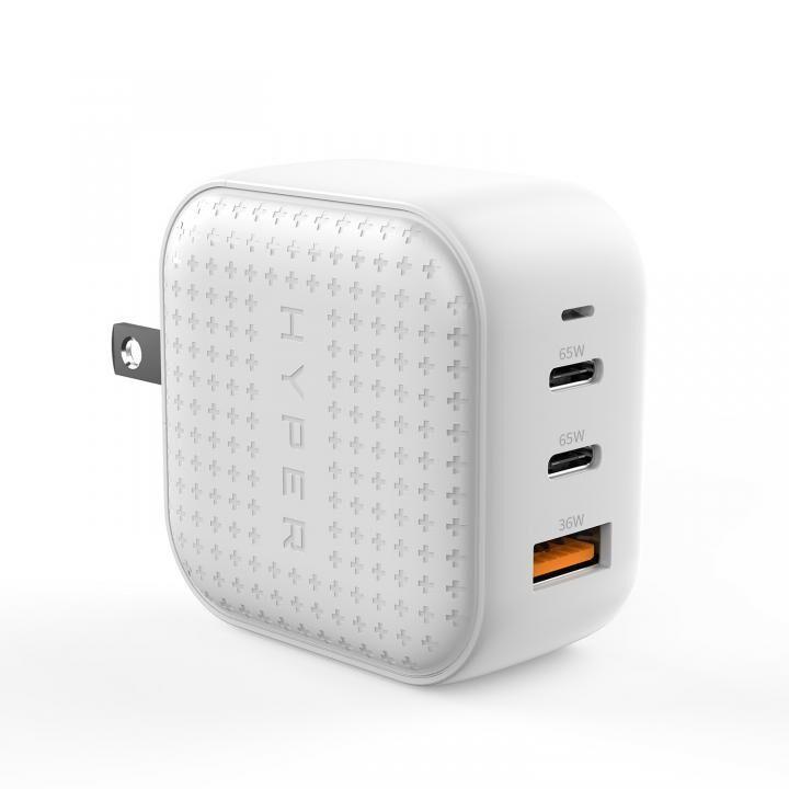 HyperJuice GaN 66W USB-C ACアダプタ ホワイト_0