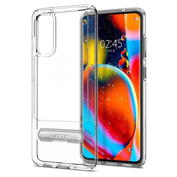 Galaxy S20 ケース Slim Armor Essential Crystal Clear_0