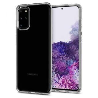 Galaxy S20+ ケース Crystal Flex Crystal Clear