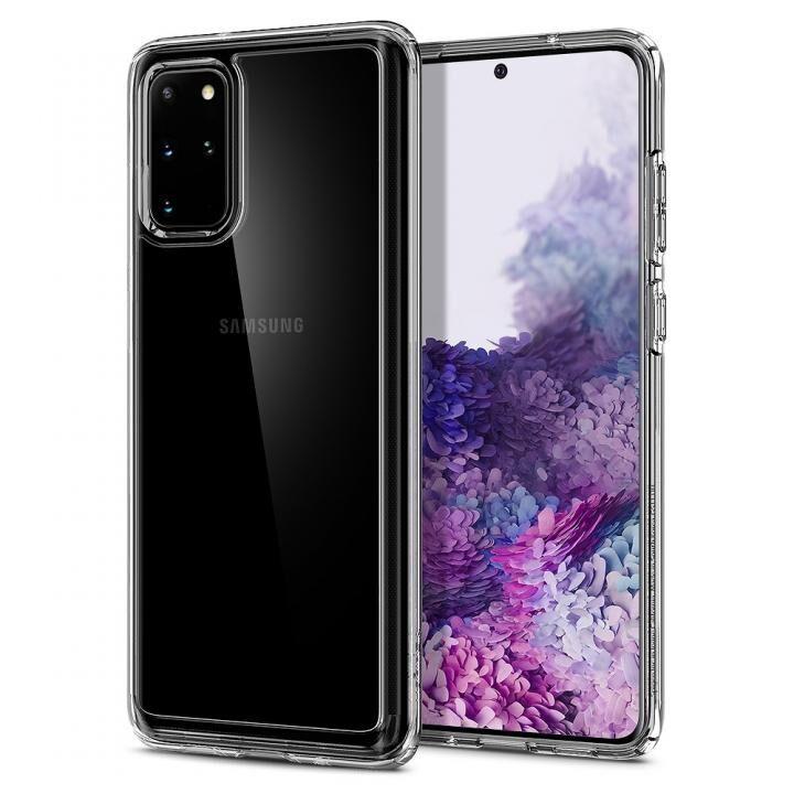 Galaxy S20+ ケース Crystal Hybrid Crystal Clear_0