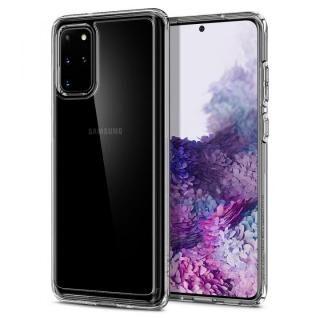 Galaxy S20+ ケース Crystal Hybrid Crystal Clear