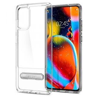 Galaxy S20+ ケース Slim Armor Essential Crystal Clear