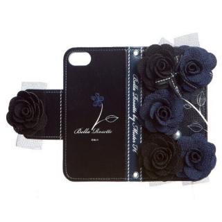 6輪のバラが咲き誇る Bella Rosette Diary iPhone 5s/5ケース
