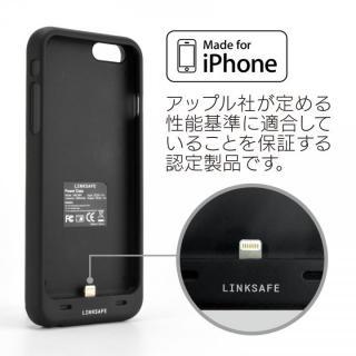 【iPhone6ケース】[2800mAh]カードケース付きバッテリー内蔵ケース iPhone 6_1