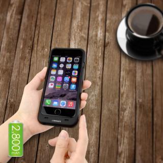 【iPhone6ケース】[2800mAh]カードケース付きバッテリー内蔵ケース iPhone 6_8
