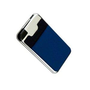 iPhone SE/5s/5 ケース SINJIPOUCH Basic2(シンジポーチベーシック2)ネイビー エラー防止シート付_0