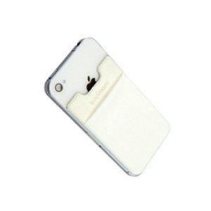 iPhone SE/5s/5 ケース SINJIPOUCH Basic2(シンジポーチベーシック2)ホワイト エラー防止シート付_0