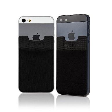 【iPhone SE/5s/5ケース】SINJIPOUCH Basic2(シンジポーチベーシック2)ブラック エラー防止シート付_0