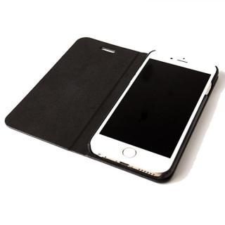 【iPhone6ケース】ICカード対応手帳型ケース Intelligence ネイビー iPhone 6_5