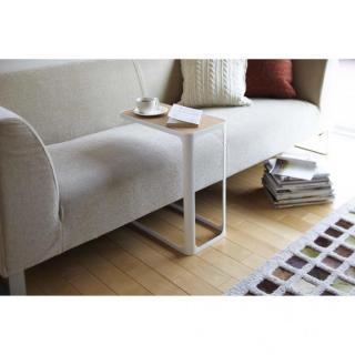 サイドテーブル フレーム ホワイト