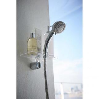 [新iPhone記念特価]シャワーホルダートレイ ルクス クリア
