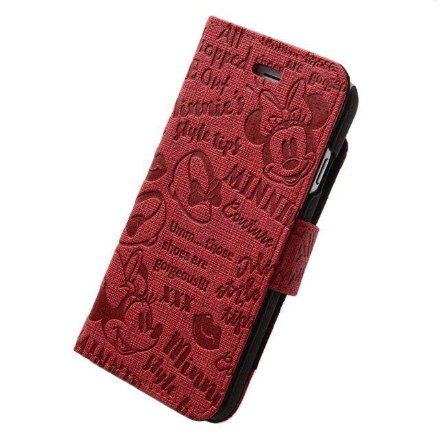iPhone8/7/6s/6 ケース 2wayケース ミニーマウス iPhone 8/7/6s/6_0