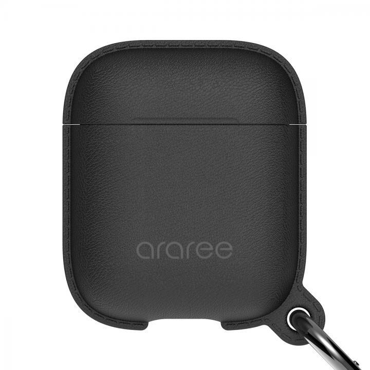 araree AirPods Case POPS Black_0