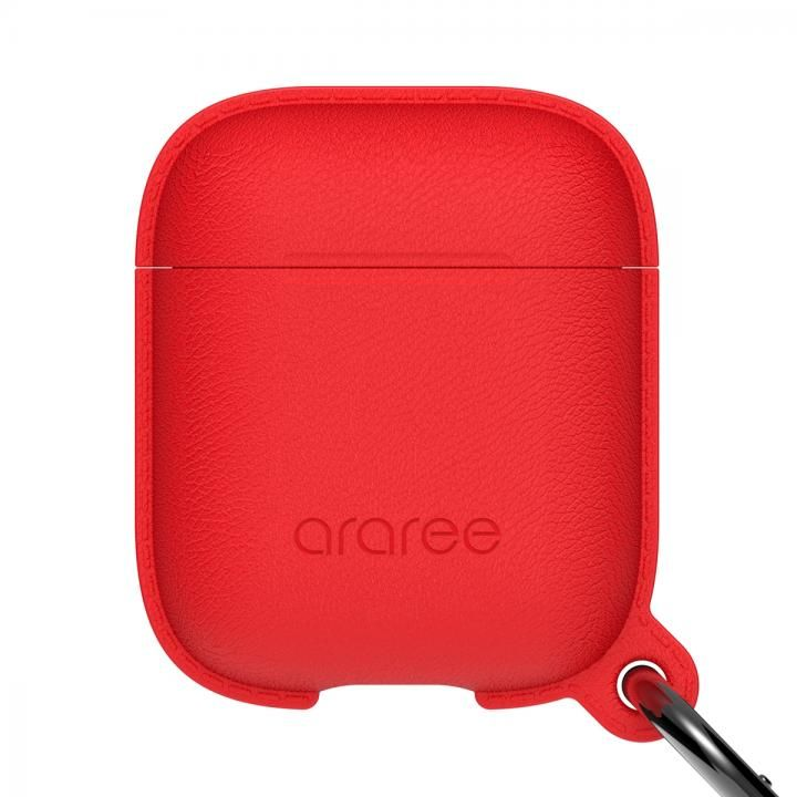 araree AirPods Case POPS Red_0