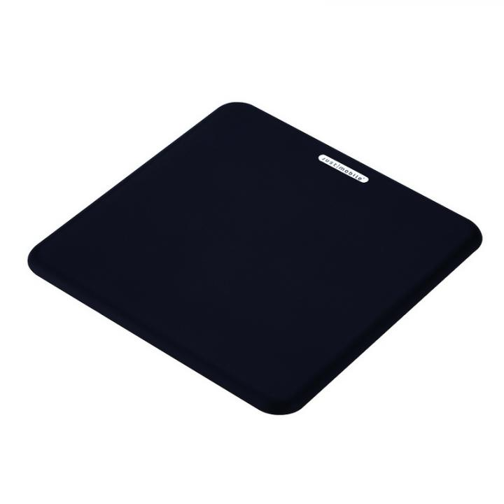 Apple純正 マジックマウスと相性バツグンのマウスパッド! ブラック_0