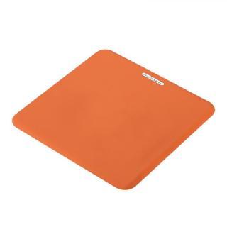 Apple純正 マジックマウスと相性バツグンのマウスパッド! オレンジ