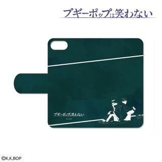 iPhone8/7 ケース ブギーポップは笑わない 手帳型ケース for iPhone 8/7/6s/6【9月下旬】