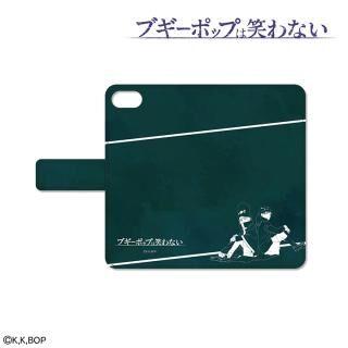 iPhone SE/5s/5 ケース ブギーポップは笑わない 手帳型ケース for iPhone SE/5s/5【7月下旬】